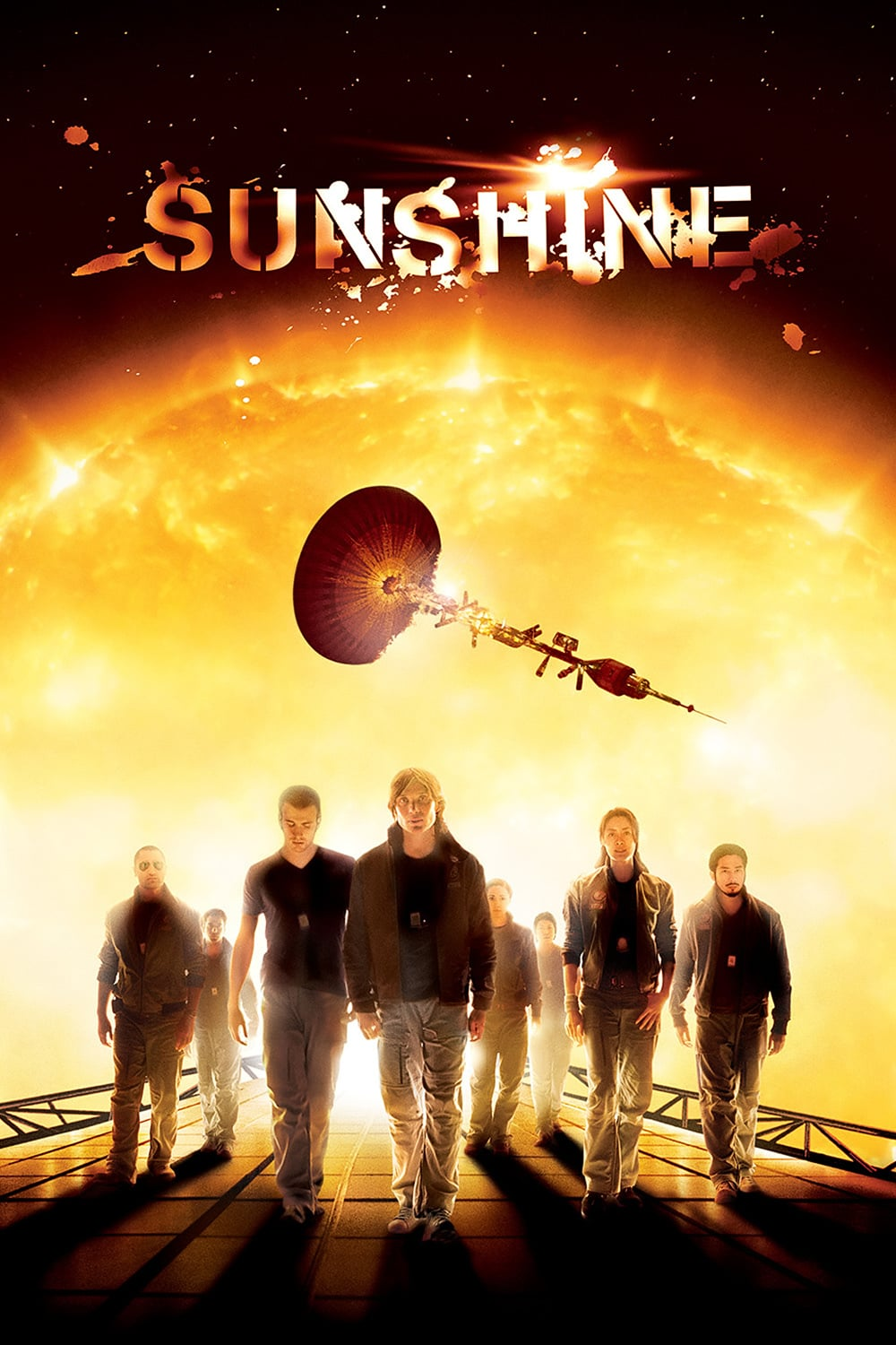 """Poster for the movie """"Sunshine"""""""