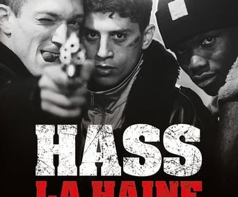 """Poster for the movie """"La Haine"""""""