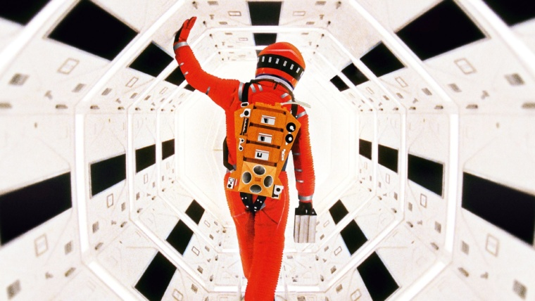 """Poster for the movie """"2001: A Space Odyssey"""""""