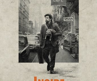 "Poster for the movie ""Inside Llewyn Davis"""