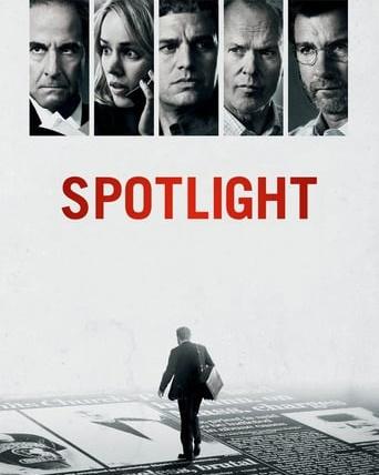 "Poster for the movie ""Spotlight"""