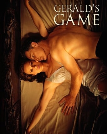 "Poster for the movie ""Gerald's Game"""