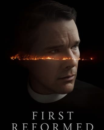 """Poster for the movie """"First Reformed"""""""