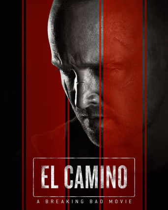 """Poster for the movie """"El Camino: A Breaking Bad Movie"""""""