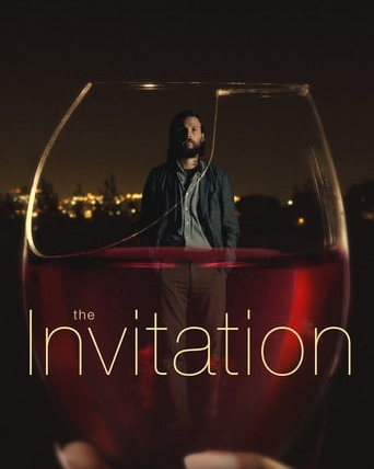 """Poster for the movie """"The Invitation"""""""