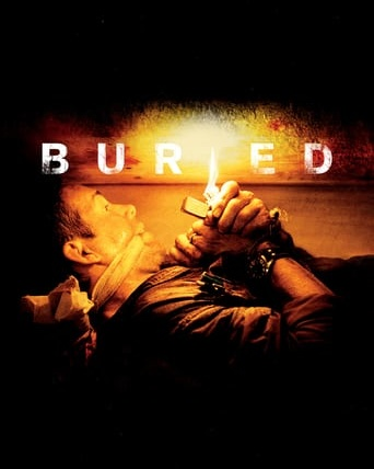 """Poster for the movie """"Buried"""""""