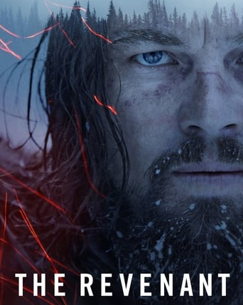 """Poster for the movie """"The Revenant"""""""