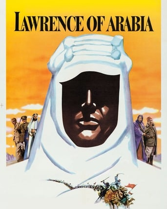 """Poster for the movie """"Lawrence of Arabia"""""""