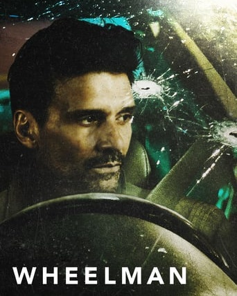 "Poster for the movie ""Wheelman"""