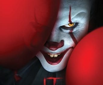 "Poster for the movie ""It Chapter Two"""