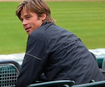 "Poster for the movie ""Moneyball"""