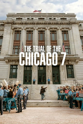 """Poster for the movie """"The Trial of the Chicago 7"""""""